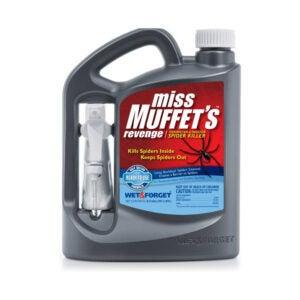 最好的蜘蛛杀手选择:湿&忘记Misffet的复仇蜘蛛杀手