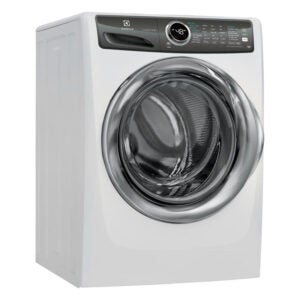 The Best Stackable Washer and Dryer Option: Electrolux EFLS527UIW Washer and EFME527UIW Dryer
