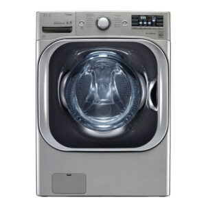 The Best Stackable Washer and Dryer Option: LG Electronics WM8100HVA Washer and DLGX8101V Dryer