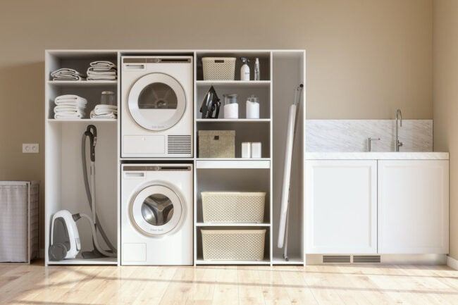 The Best Stackable Washer and Dryer Options