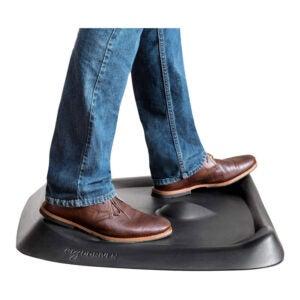 The Best Standing Desk Mat Option: Ergodriven Topo Comfort Standing Desk Mat