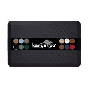 The Best Standing Desk Mat Option: Kangaroo 3/4 Inch Thick Cushion, Standing Mat