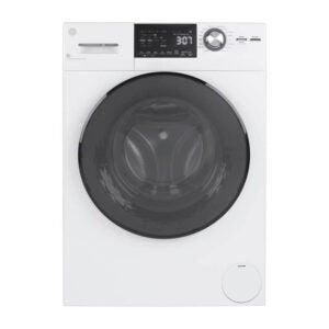 最好的洗衣机和烘干机选项:GE GFQ14ESSNWW VTLESS电动洗衣机烘干机组合