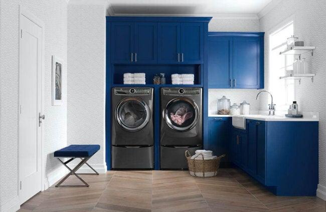 最好的洗衣机和烘干机选项