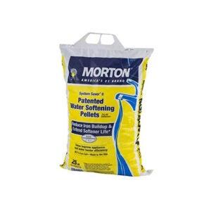 最好的水软化剂盐选项:Morton盐1499清洁保护