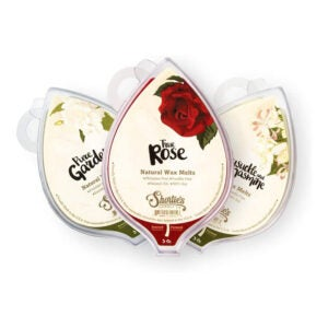 The Best Wax Melts Option: Shortie's Candle Company Natural Floral Soy Wax Melts