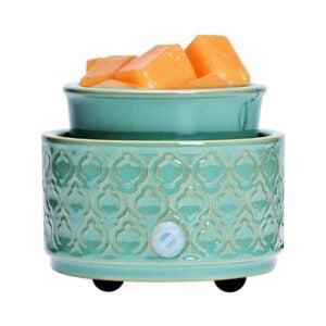 The Best Wax Warmer Option: ASAWASA Ceramic Electric Wax Melt Warmer