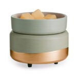 The Best Wax Warmer Option: CANDLE WARMERS ETC Midas 2-in-1 Fragrance Warmer