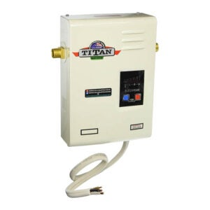 The Electric Tankless Water Heater Option: Titan N-120 Electric Tankless Water Heater