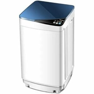 The Best All-in-One Washer Dryer Option: Giantex Full-Automatic Washing Machine and Spin Dryer
