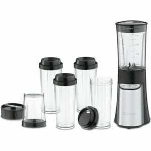 The Best Blender Food Processor Combo Option: Cuisinart CPB-300 350 Watt BPA-Free Blender