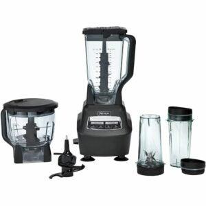 最佳搅拌机食品处理器组合选项:忍者BL770超大厨房系统