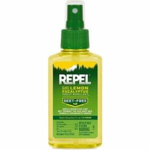 最适合儿童的杀虫剂:以植物为基础的柠檬桉树驱虫剂