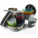 The Best Camping Cookware Option: GSI Outdoors Pinnacle Camper Cooking Set