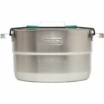 The Best Camping Cookware Option: Stanley Base Camp Cook Set for 4 Nesting Cookware