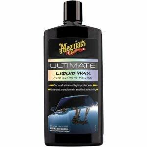 The Best Car Wax Option: Meguiar's G18220 Ultimate Liquid Wax