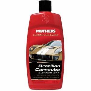 The Best Car Wax Option: Mothers 05701 California Gold Brazilian Carnauba Wax