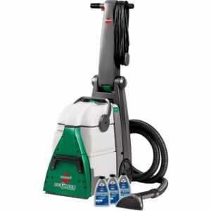 The Best Carpet Cleaner for Pets Option: BISSELL Big Green Professional Carpet Cleaner