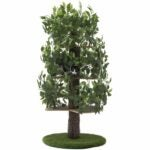 The Best Cat Tree Option: On2 Pets Cat Tree with Leaves Made in USA, Large