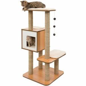 The Best Cat Tree Option: Vesper Cat Furniture, Cat Trees