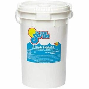 The Best Chlorine Tablets Option: In The Swim 3 Inch Stabilized Chlorine Tablets