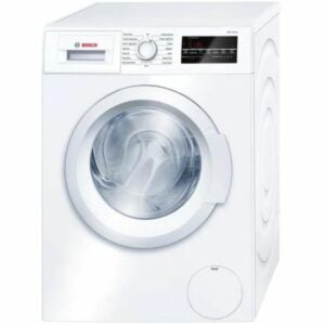 The Best Front Load Washing Machine Option: Bosch High Efficiency Stackable Front-Load Washer
