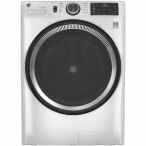 The Best Front Load Washing Machine Option: GE 4.8 cu. Front Load Washing Machine with OdorBlock