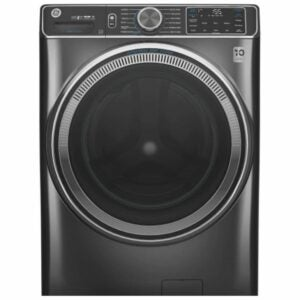 The Best Front Load Washing Machine Option: GE Front Load Washing Machine with OdorBlock