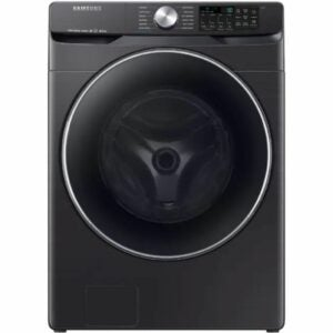 The Best Front Load Washing Machine Option: Samsung Smart Stackable Steam Cycle Front-Load Washer
