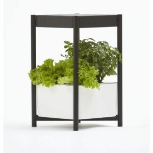 The Best Hydroponic System Option: Miracle-Gro Indoor Growing System, LED Side Table