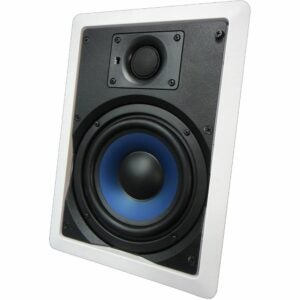 The Best In Wall Speakers Option: 652W Silver Ticket in-Wall in-Ceiling Speaker