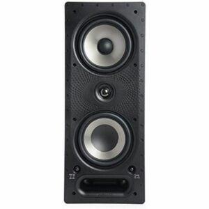 The Best In Wall Speakers Option: Polk Audio 265-RT 3-way In-Wall Speaker