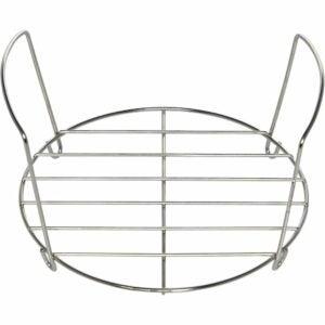 最好的即时锅配件选项:即时锅不锈钢线烤架