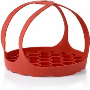 最好的即时锅配件选项:Oxo好握把压力灶具烤盘吊带