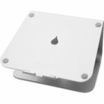 The Best Laptop Stand Option: Rain Design Laptop Stand, Silver
