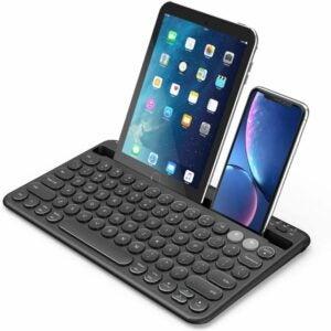 The Best Mini Keyboard Option: Jelly Comb Multi-Device Bluetooth Keyboard Wireless