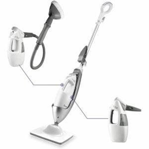 The Best Multi Purpose Steam Cleaner Option: LIGHT 'N' EASY Multi-Functional steam mop Steamer