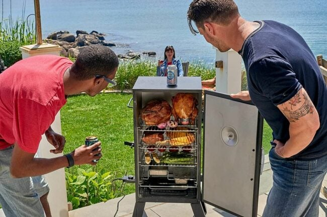 The Best Outdoor Electric Grill Option