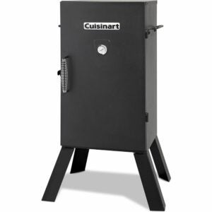 """The Best Outdoor Electric Grill Option: Cuisinart COS-330 Smoker 30"""" Electric"""