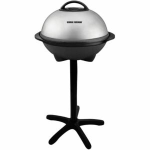 The Best Outdoor Electric Grill Option: George Foreman Indoor/Outdoor Electric Grill GGR50B