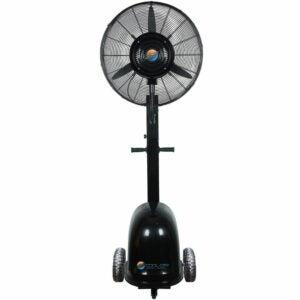 The Best Outdoor Misting Fan Option: 12 Gallon - Cool-Off Island Breeze Oscillating Fan