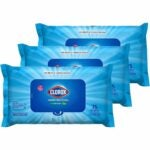 The Best Phone Cleaner Option: Clorox Disinfecting Wipes, Bleach Free Cleaning Wipes