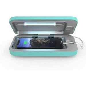 The Best Phone Cleaner Option: PhoneSoap 3 UV Smartphone Sanitizer & Charger