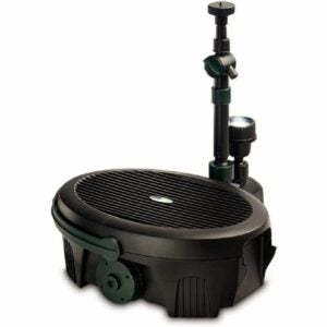 The Best Pond Filter Option: Aquagarden Water Pump for Ponds