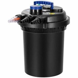 最佳池塘过滤器选项:VivoOMO BIO压力池塘过滤器