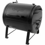 The Best Portable Charcoal Grill Option: Char-Griller E82424 Side Fire Box Charcoal Grill
