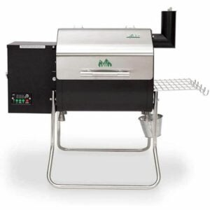 The Best Small Grill Option: Green Mountain Davy Crockett Electric Grill