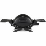 The Best Small Grill Option: Weber 51010001 Q1200 Liquid Propane Grill