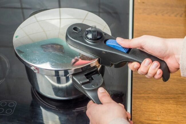 The Best Stovetop Pressure Cooker Option