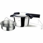 The Best Stovetop Pressure Cooker Option: Fissler Vitaquick Pressure Cooker Stainless Steel